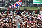 Hamilton, F1 araçlarının Londra'daki şovunu kaçıracak