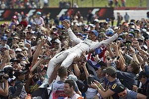 Формула 1 Прев'ю Гран Прі Британії: гонка
