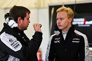 Формула 1 Новость Мазепин и Ауэр примут участие в тестах Force India в Будапеште