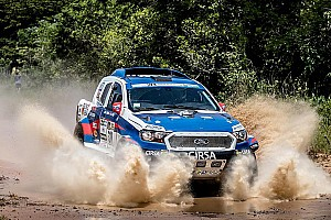 Cross-Country Rally Noticias de última hora Xevi Pons: