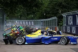 Formula E Entrevista Buemi no cree que Di Grassi salga a chocarlo en Montreal