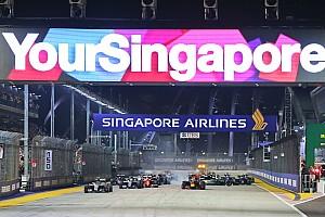 Fórmula 1 Noticias Singapur está
