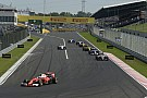 Los horarios del GP de Hungría de F1 2017