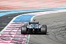 F1 op Paul Ricard: met 340 km/uur plankgas door Signes