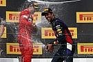 Ricciardo vicces képet talált a Hungaroringről