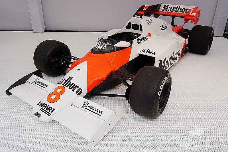 Ron Dennis hat Anspruch auf 13 historische McLaren-F1-Autos, wenn…