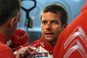WRC Actualités Citroën n'exclut pas un retour de Loeb en 2018