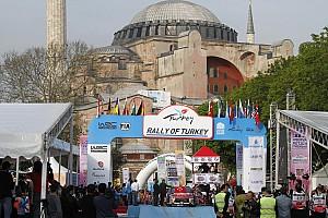 WRC Actualités Turquie et Croatie bien placées pour intégrer le WRC