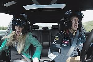 Формула 1 Самое интересное «Остановись, *****!» Пассажиры реагируют на гонщиков за рулем