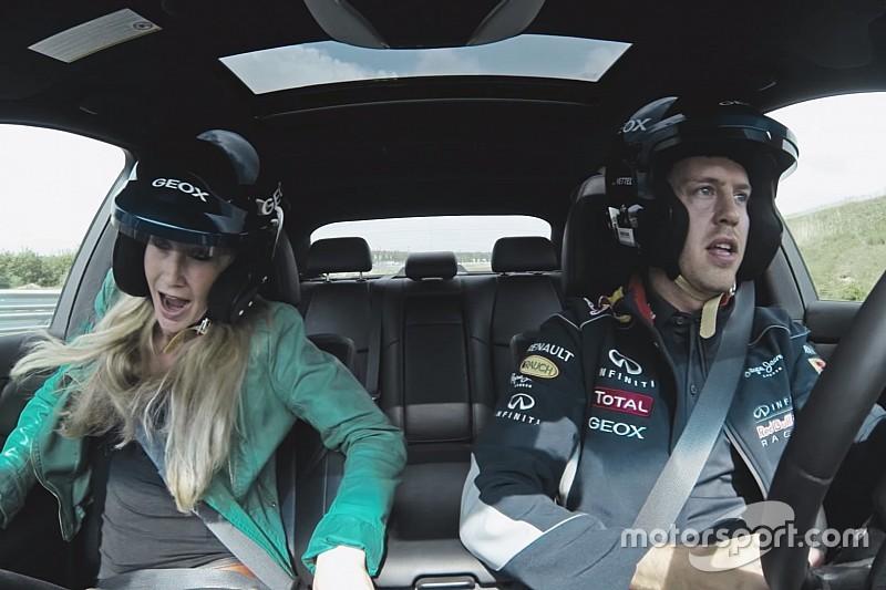 «Остановись, *****!» Пассажиры реагируют на гонщиков за рулем