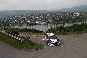 WRC-Rallye Deutschland: Piloten von den Routen