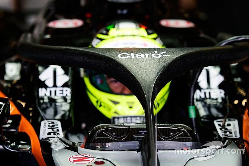 Force India: l'Halo potrebbe ritardare la vettura 2018