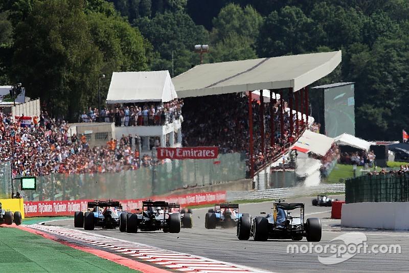 Así estará el clima para el Gran Premio de Bélgica