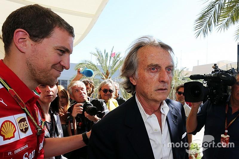 Луку ді Монтедземоло не запросили на святкування ювілею Ferrari