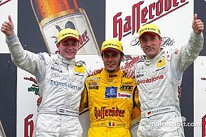 DTM Statistik Alle DTM-Sieger am Nürburgring seit 2000