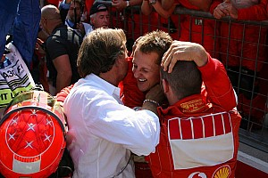 Un día como hoy: Michael Schumacher anunció su retiro