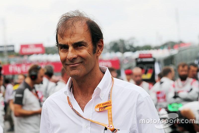 Singapur GP'sinin pilot hakemi Emanuele Pirro olacak