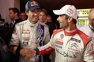 WRC Breaking news Citroen: Potential Loeb-Ogier reunion won't cause issues