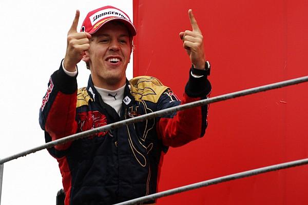 Forma-1 Vettel-csoda a monzai esőben, a Toro Rosso első és mindmáig egyetlen győzelme