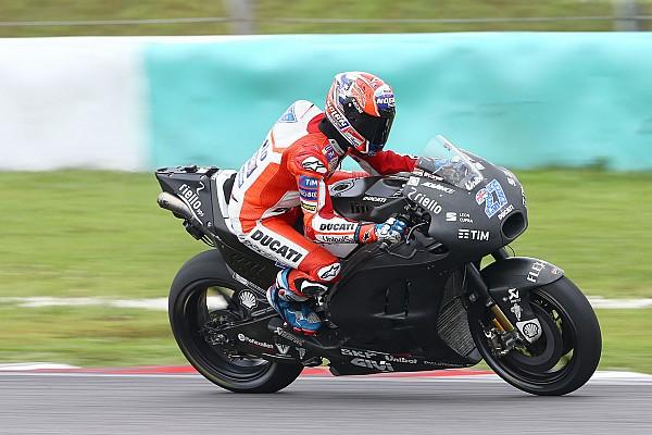 Стоунер вернется к тестам с Ducati