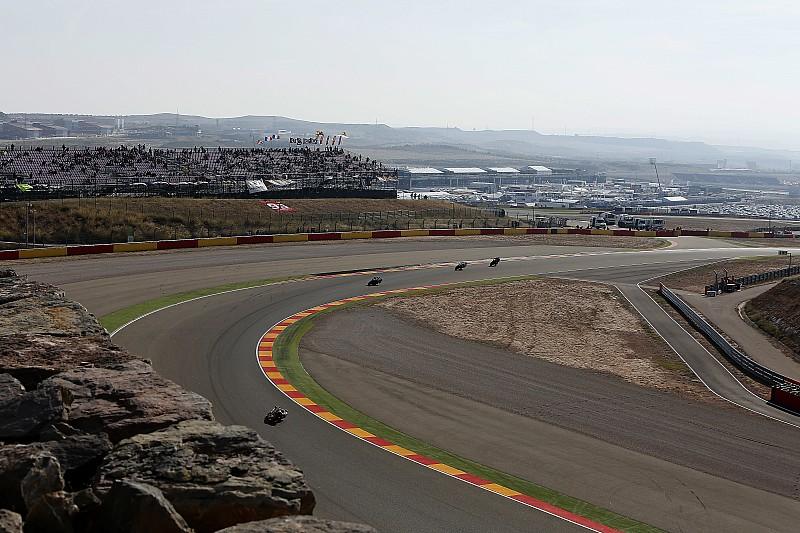 Los horarios para el GP de Aragón de MotoGP