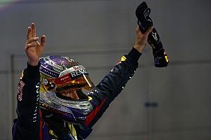 Forma-1 Különleges esemény 9/3, avagy Vettel száguld negyedik vb-címe felé
