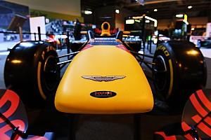 Resmi: Aston Martin 2018'de Red Bull'un isim sponsoru olacak