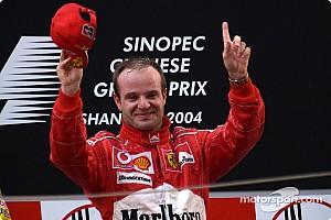 Forma-1 Nosztalgia Ha nincs Schumacher, még mindig van egy Ferrari