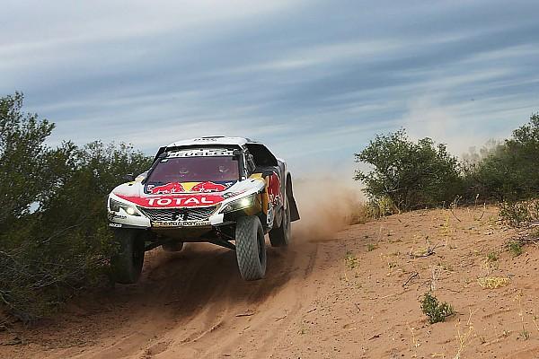Loeb verwacht dat Peugeot in 2018 stopt met Dakar-programma