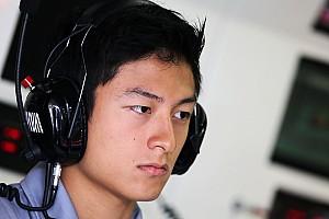 Formule E Nieuws Haryanto test Formule E-wagen op Valencia