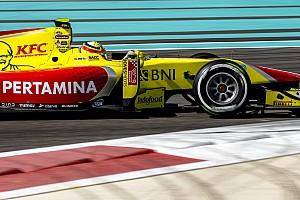 FIA F2 Ultime notizie Palou debutta in F.2 con Campos Racing. Correrà a Jerez e Yas Marina