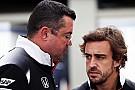 Boullier cree que la victoria de Verstappen convencerá a Alonso