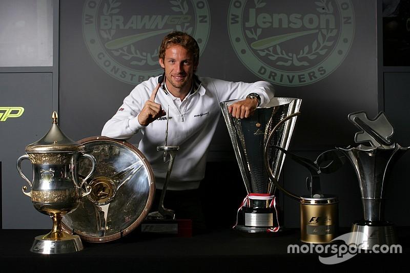 Баттон рассказал, как ему предлагали перейти в Toro Rosso