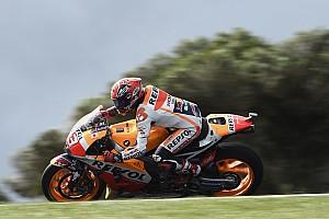 Гран Прі Австралії: першу практику виграв Маркес