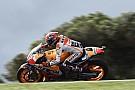 MotoGP Гран Прі Австралії: першу практику виграв Маркес