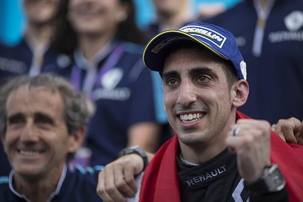 Формула 1 Новость Буэми не отпустили из Формулы Е в Toro Rosso