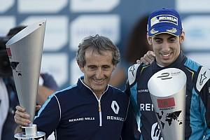 Alain Prost widerspricht Helmut Marko: Buemi hätte F1 Austin fahren dürfen