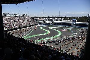 Formule 1 Actualités Le programme TV du Grand Prix du Mexique