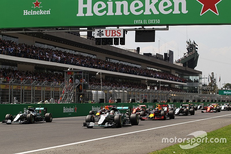 Confira os horários para o GP do México