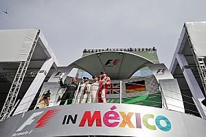 Formule 1 Special feature Hoe laat begint de F1 Grand Prix van Mexico?