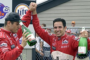 "IndyCar Interview De Ferran on Castroneves: ""He's an IndyCar great, no question"""