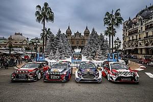 WRC News WRC 2018: Offizielle Präsentation bei Autosport International