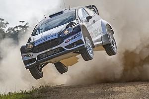 DMACK da un paso atrás para el WRC 2018