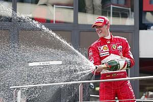Formula 1 Ultime notizie Sondaggio: Schumi il pilota Ferrari più amato. Kimi 2° davanti a Gilles!