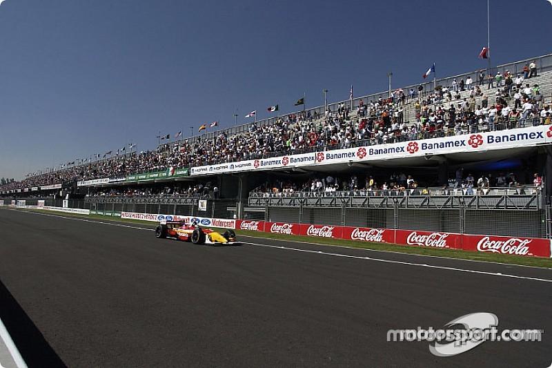 La gara IndyCar a Città del Messico cancellata dal calendario 2018