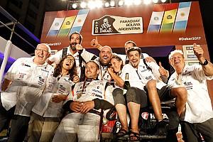 Dakar Artículo especial Las mejores historias de 2017, 20: la hazaña de Philippe Croizon en el Dakar