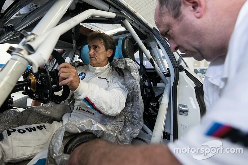 Alex Zanardi envisage de participer aux 24H de Daytona 2019