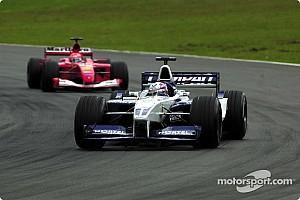 Formule 1 Special feature Legendarische races: De Grand Prix van Brazilië in 2001