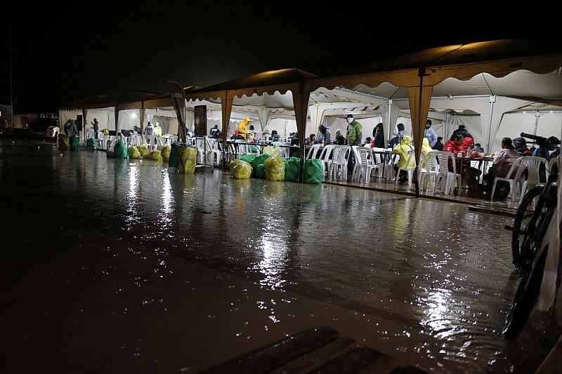 Dakar 2018: Organisatie annuleert negende etappe vanwege wateroverlast