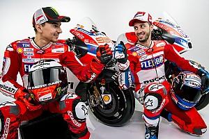 MotoGP Noticias de última hora Ducati abre este lunes el periodo de presentaciones en MotoGP